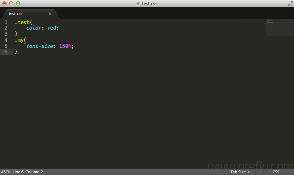 add-css-compact-expand-command-to-sublime-text-5-1
